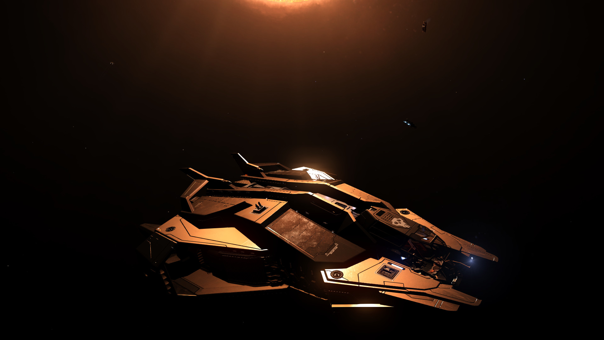 Elite Dangerous Asp Explorer Paint Job Gallery