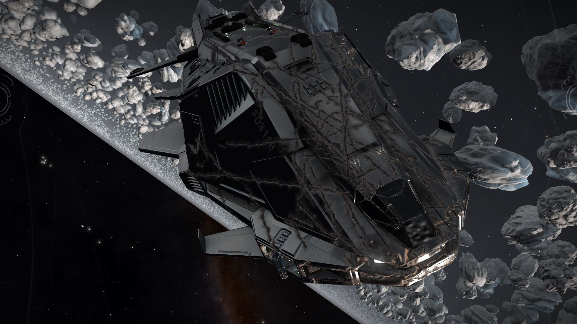 Has the Python damage model been changed? | Frontier Forums