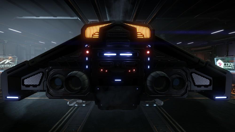 Python fighter bay
